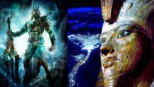 Cronica Oculta: Las deidades atlantes del antiguo Egipto