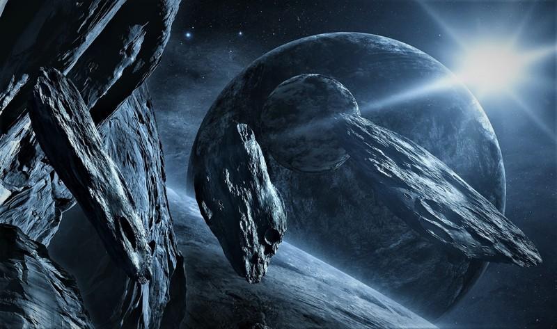 Detectan 19 «Objetos Cercanos» a Júpiter que vendrían de fuera del Sistema Solar