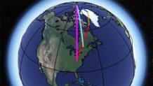 El cambio dimensional que atravesará la sociedad con el cambio del eje terrestre, según hipotesis