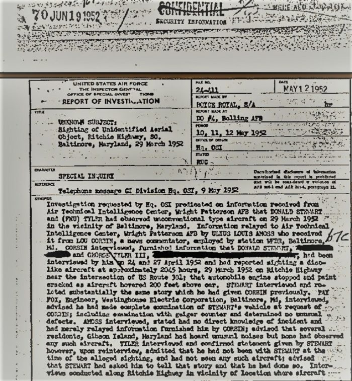 Periódico de 1951