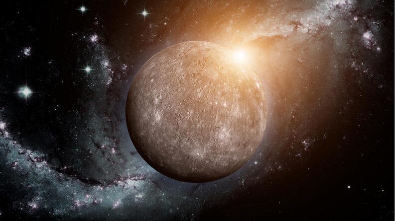 El 'terreno caótico' del planeta Mercurio posiblemente grabado por 'Formas de vida extraterrestre'