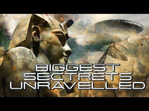 Erich von Daniken revela los mayores secretos del antiguo Egipto y una supuesta extraña raza extraterrestre
