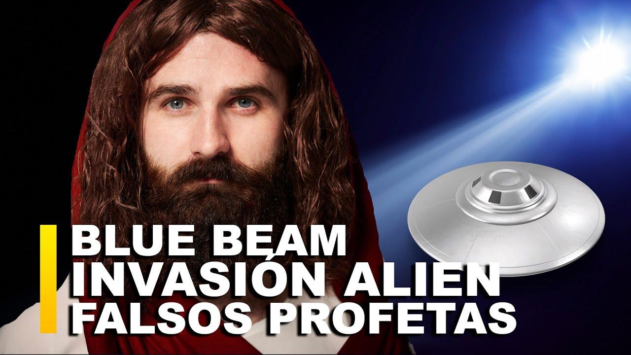 La Invasión Extraterrestre y el Blue Beam