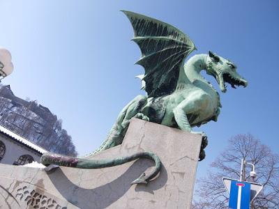 La verdadera historia de los dragones eslovenos