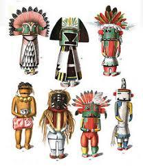 Los Kachinas: entes espectrales viejos con tecnología avanzada