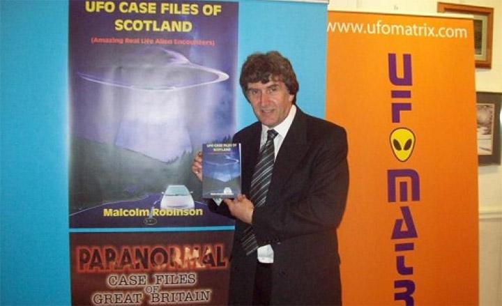 Misterios revelados: ficheros desclasificados del «Área 51» del Reino Unido