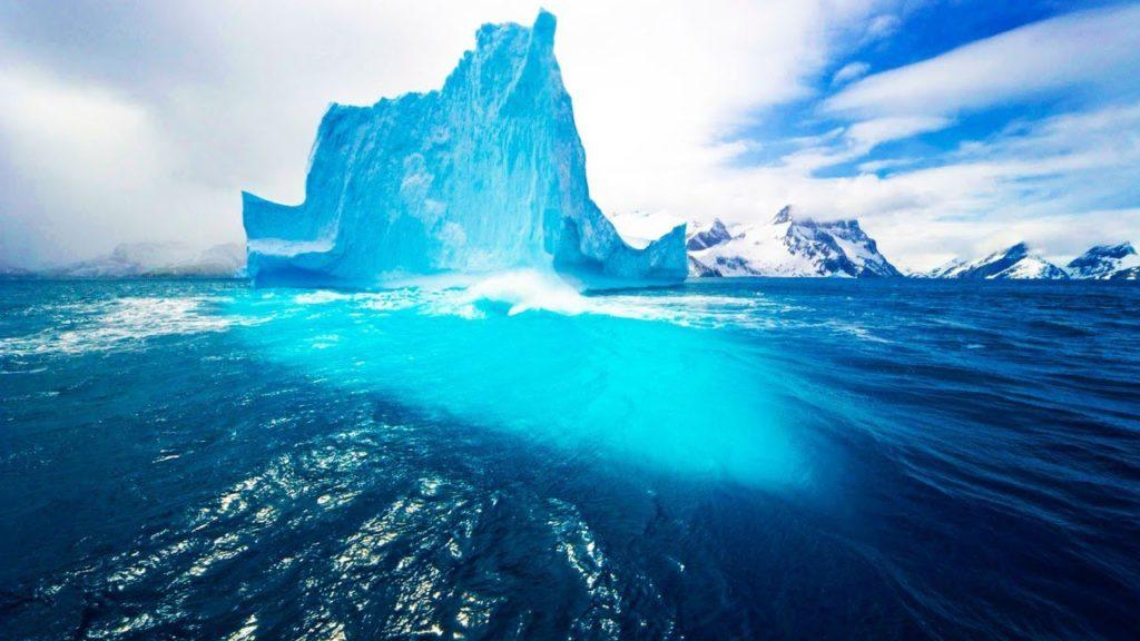 ¿Qué se esconde debajo de los glaciares de la Antártida?