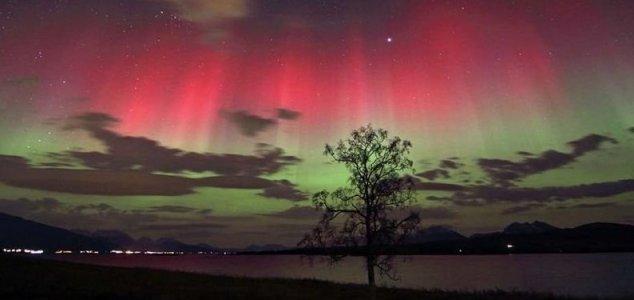 Resolviendo el antiguo misterio del cielo de la 'señal roja' de Japón