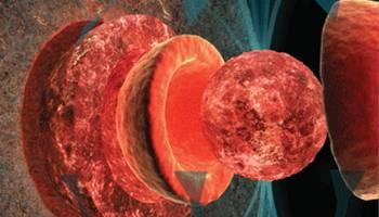 Se encuentran indicios de una dinamo en el núcleo lunar