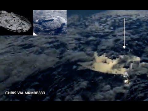 Se ve una gran anomalía sobre la Tierra: ¿cuál sería su causa?