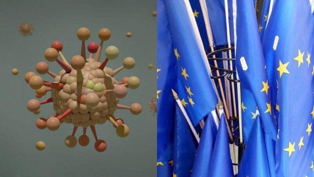 «Shadow CIA» previó el colapso de la Unión Europea después de la epidemia de coronavirus