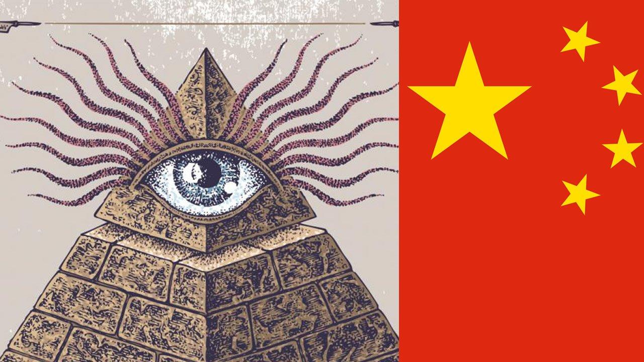 Sociedad SecretaChina desafía y amenaza a los Illuminati