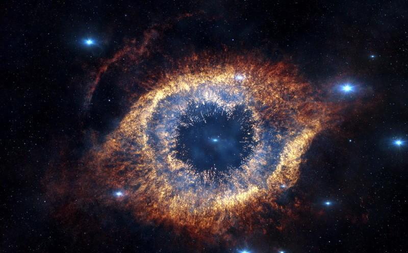 """Somos un producto del Universo que se reproduce a sí mismo: todo en """"realidad"""" es auto-simulación, que se genera a partir del pensamiento puro."""