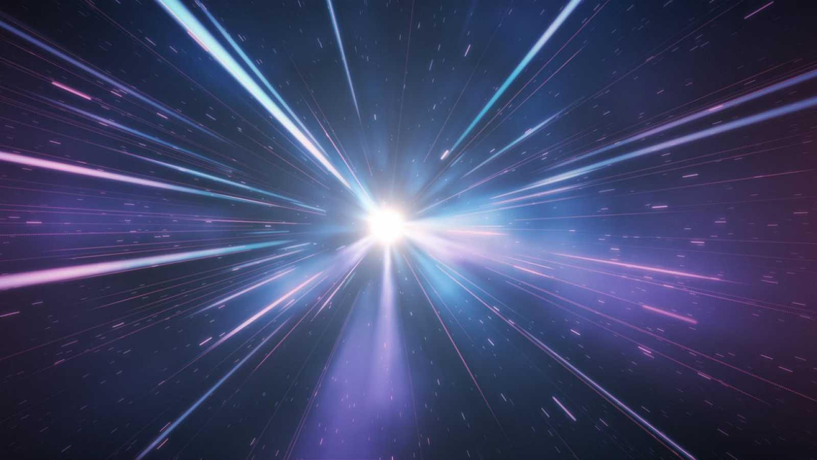 Matemático sugiere que podríamos construir un cohete que viaje a 99.999% de la velocidad de la luz