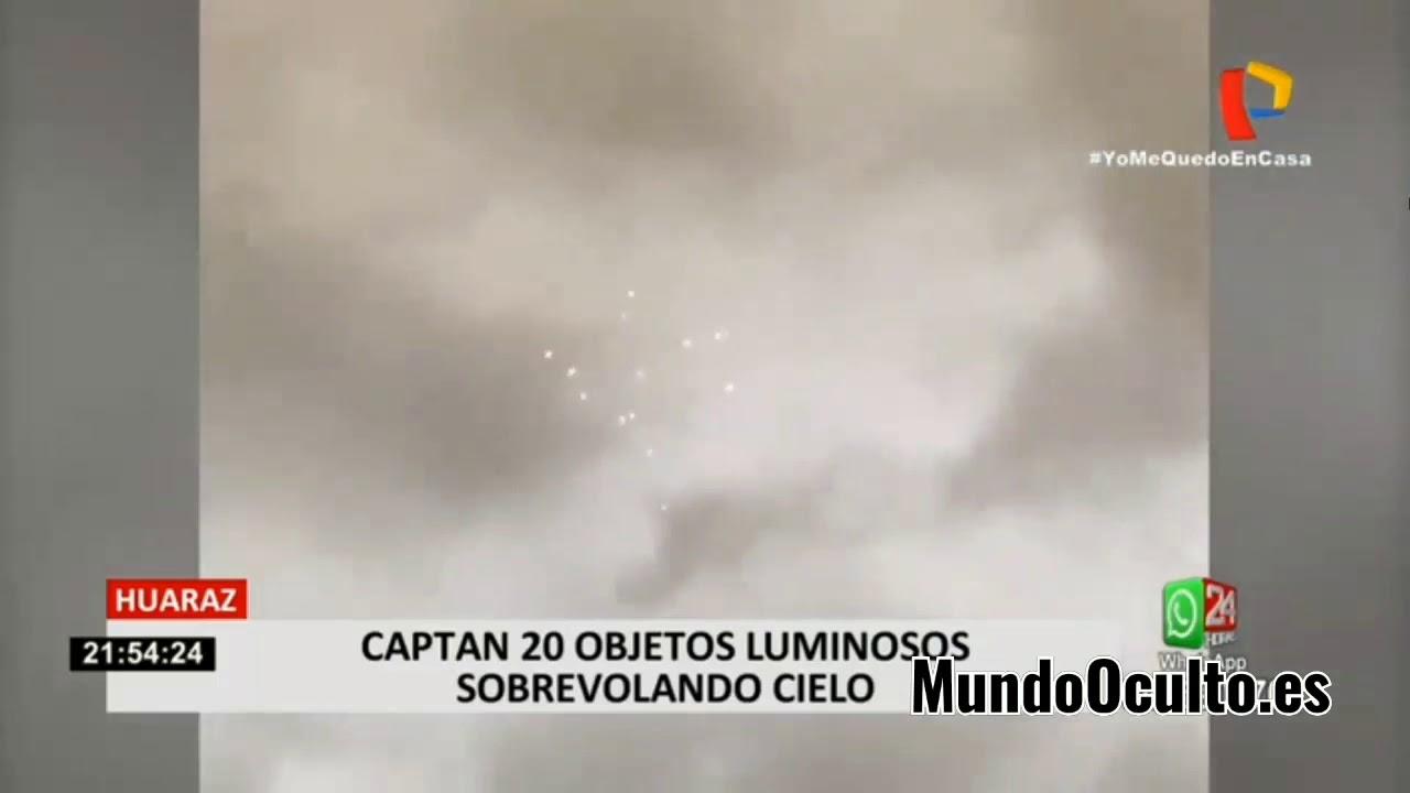 20 objetos sobre Perú