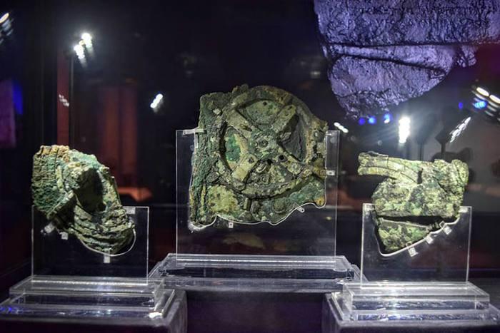 «Computadora» del año 87 a.C. encontrada a bordo de un antiguo naufragio griego