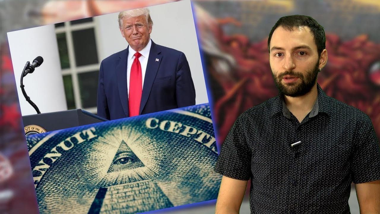 Donald Trump SE SALE DE LA OMS y la acusa de OCULTAR LA VERDAD