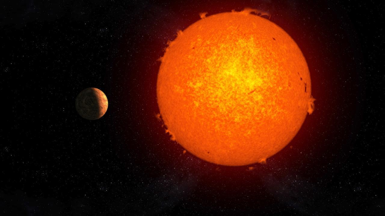 El exoplaneta habitable más cercano a la Tierra es real