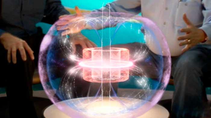 Este inventor asegura estar aterrado después de crear un nuevo dispositivo de energía libre