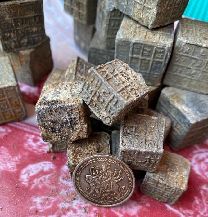 Fragmentos de una antigua vimaana descubierta en Gran Bretaña