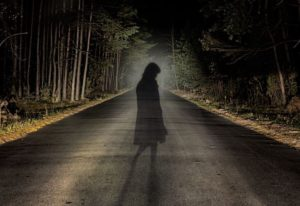 Autoestopista fantasma