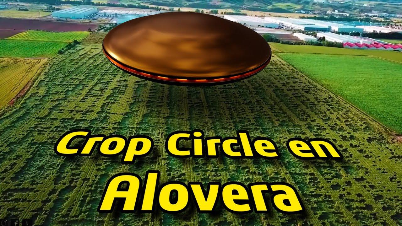 La Investigación: el CROP CIRCLE de ALOVERA