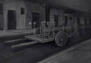 La Leyenda De La Carreta Chillona: El Carro Llorón Fantasmal