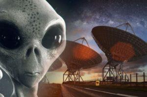 Señales de civilizaciones extraterrestres