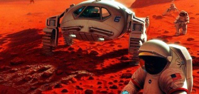 Los colonos de Marte podrían ser genéticamente modificados