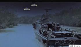 Los misteriosos enfrentamientos armados entre soldados estadounidenses y ovnis en tiempos de guerra