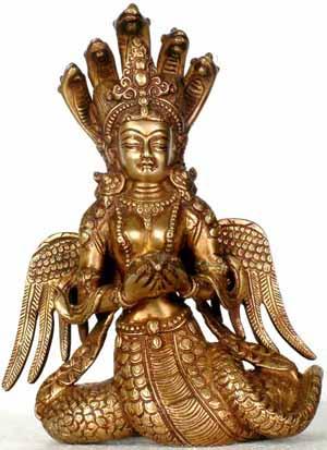 Los Nagas, misteriosos dioses reptiles de la antigüedad