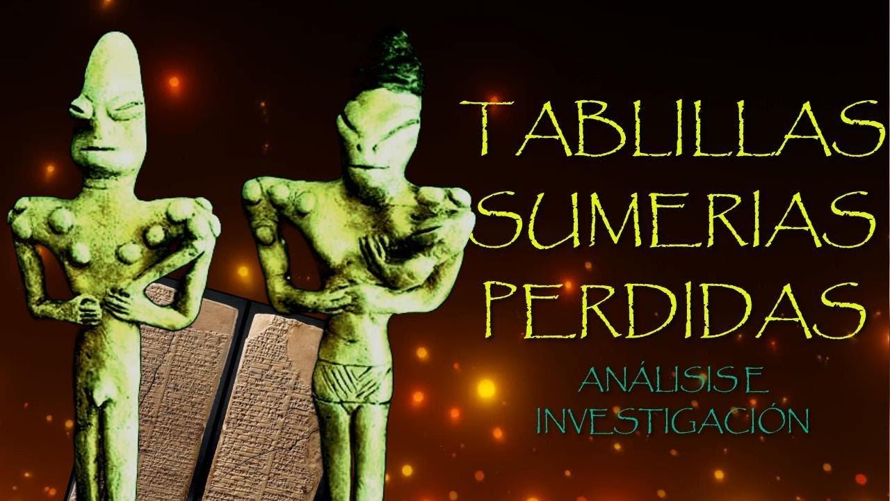Los secretos de las Tablillas Sumerias Perdidas – Los 7 demonios UTUKKU