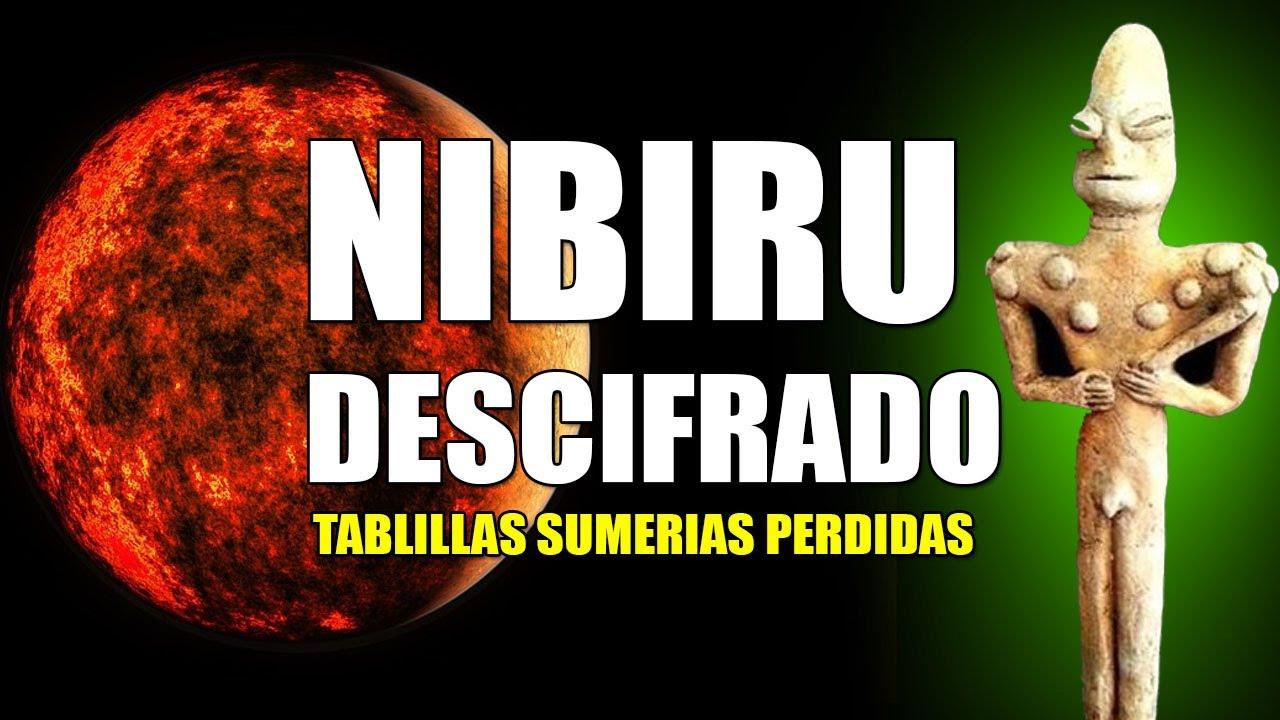 NIBIRU DESCIFRADO, son coordenadas en el ESPACIO – Tablillas Sumerias Perdidas