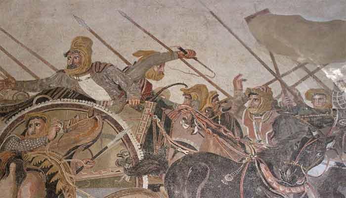 Durante la batalla de Jaxartes, Alejandro Magno aseguró haber visto OVNIs