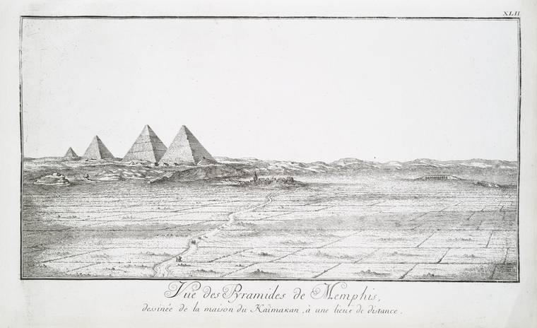 Pirámide Negra: un enigmatico hallazgo en Egipto que «se esfumó»