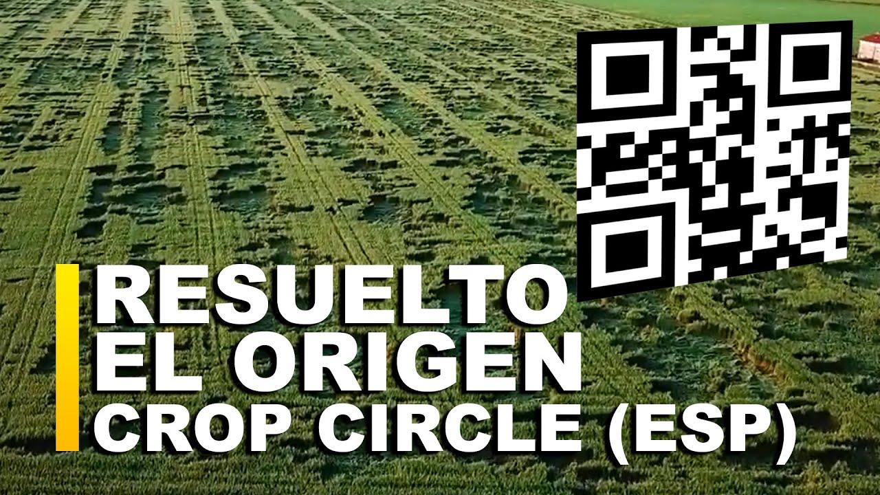 RESUELTO: EL MISTERIO DE LOS CROP CIRCLE EN ESPAÑA