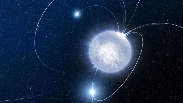 Varios telescopios captan una explosión de radio proveniente de nuestra propia galaxia