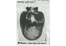 Leyenda de Bassano, un jarrón maldito.