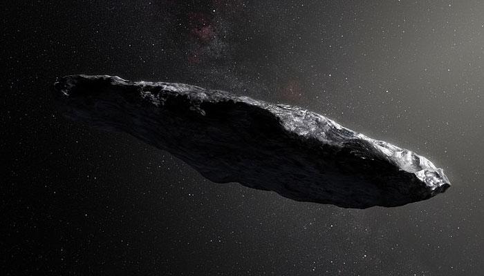 Asteroides «extraterrestres» orbitan alrededor de nuestro Sol.