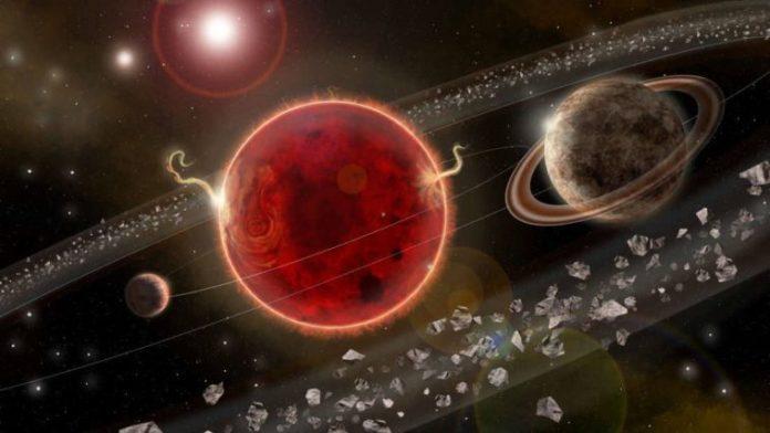 Astrónomos confirman existencia de un segundo mundo en la estrella más proxima al Sol.