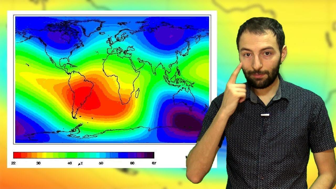 ATENCIÓN ANOMALÍAS INEXPLICABLES En el sol, el campo magnético y Yellowstone