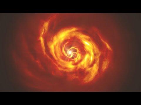 ¿Cómo nace un planeta? Ahora es posible verlo