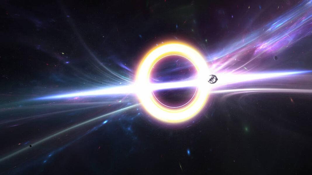 Confirman antigua hipotesis sobre cómo los extraterrestres podrían extraer energía de los agujeros negros.