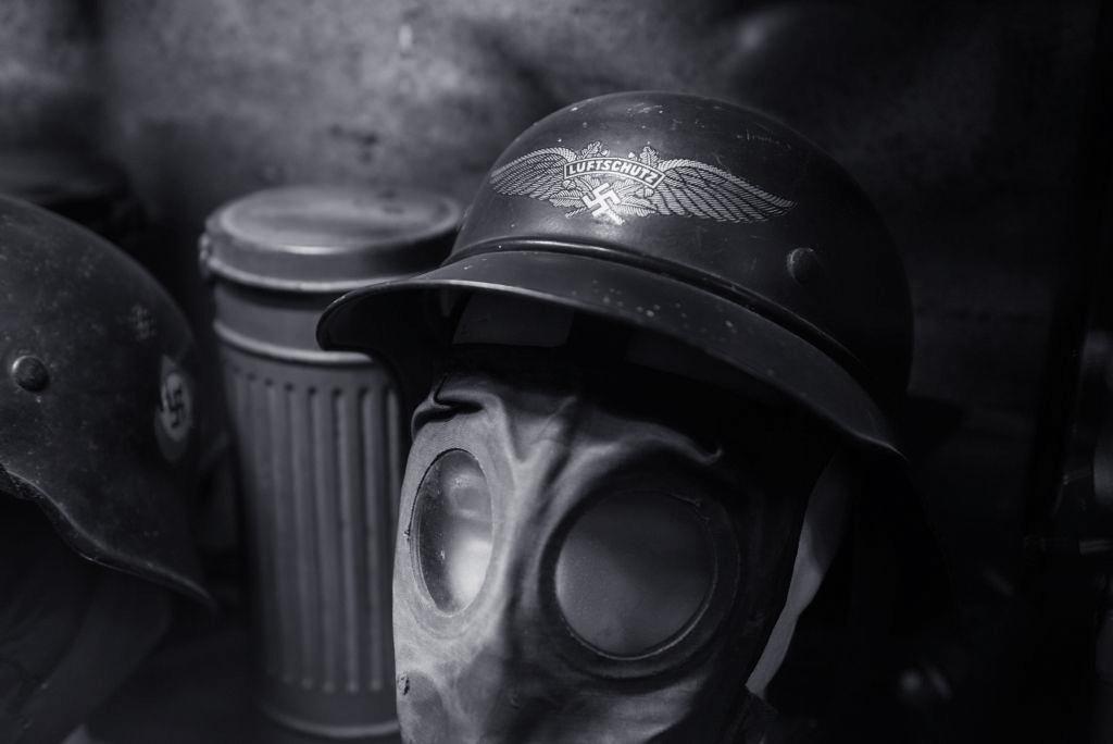El misterio de la Atlántida en un misterioso búnker nazi