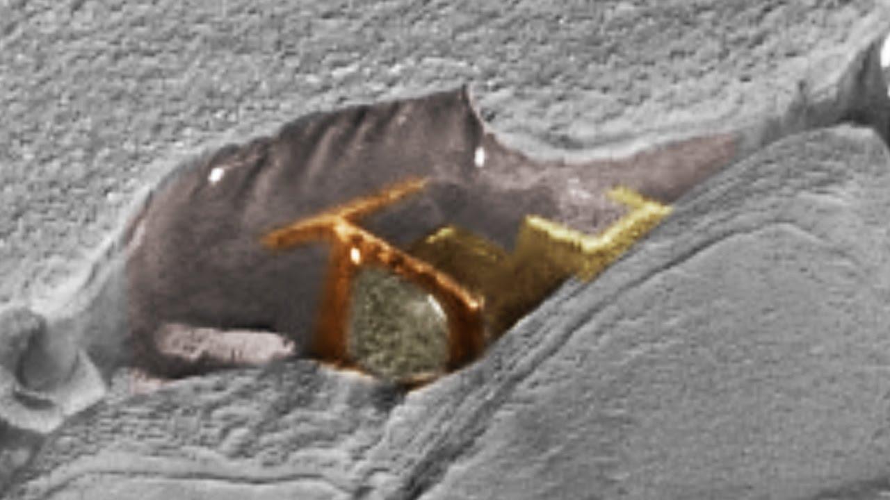 Se analizan los restos de un antiguo «STARGATE» encontrado en Marte (VIDEO)
