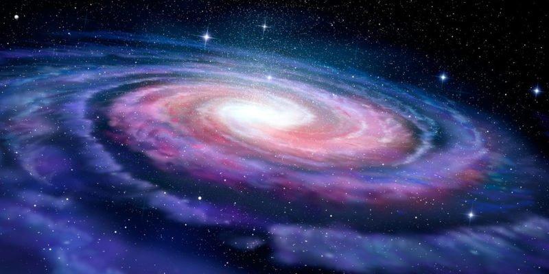 El Universo entero podría estar en rotación