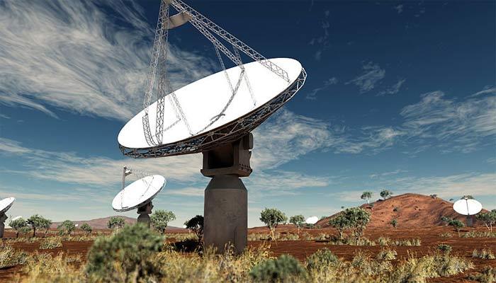 Cuatro objetos desconocidos son detectados en el cosmos hondo