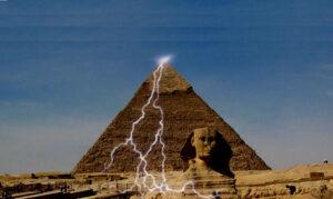 Las Pirámides de Egipto puede concentrar energía electromagnética