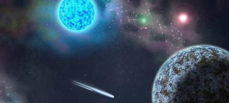 Explosión termonuclear lanza una insolita estrella a través de la galaxia