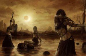 Las Brujas De Whitewater Y La Leyenda Del Libro Malvado